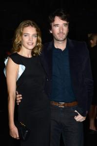 Natalia Vodianova está grávida de seu primeiro filho com Antoine Arnault