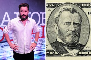 Murilo Benício diz que barba foi inspirada na nota de US$ 50. Aos detalhes