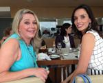 MaxMara apresenta embaixadoras da marca em almoço no Skye