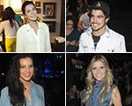 Caio Castro e outros artistas caem na balada em Recife. Chega mais!