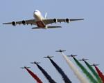Em sua 12ª edição, Salão Aeronáutico em Dubai já movimenta bilhões