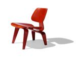 Lá em Casa: cadeira Eames é resultado de contraste