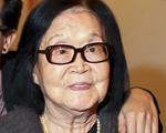 Tomie Ohtake chega aos 100 anos pintando. Valor nacional!
