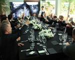 Dom Pérignon e cônsul da França armam almoço para poderosos em SP