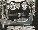 Morre o artista pernambucano Gilvan Samico. Confira suas xilogravuras