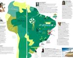 Revista inglesa arma roteiro de turismo com dicas de brasileiros hypados