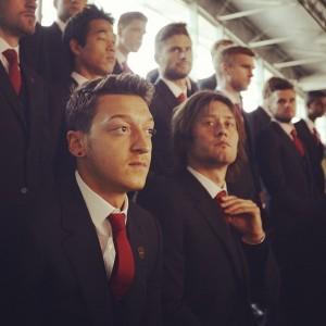 Mais um: Lanvin vai vestir o time de futebol Arsenal. Confira o uniforme