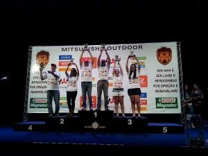 Rali Mitsubishi: Glamurama fica em segundo lugar na categoria Imprensa