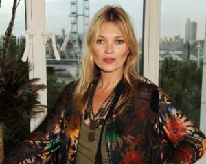 Ícone, Kate Moss será homenageada pelos seus 25 anos de moda