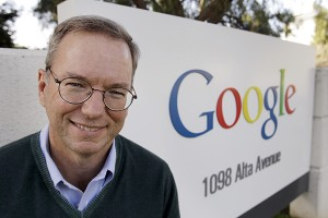 CEO do Google assume cadeira no conselho do Economist Group