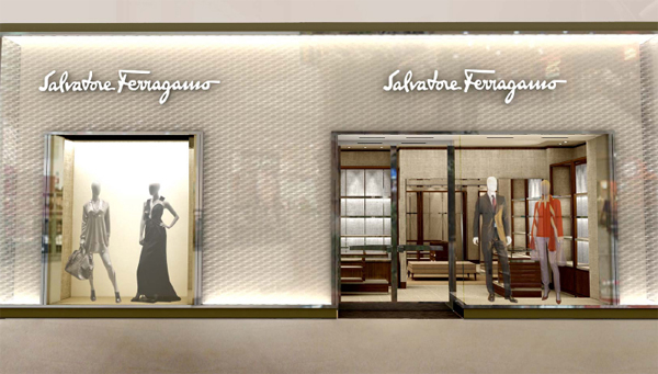 6ce3ec0b74fd4 Salvatore Ferragamo reabre loja no Shopping Cidade Jardim – Notas ...