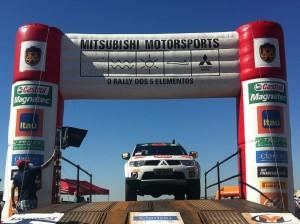 Rali da Mitsubishi reúne famílias e amantes do off road