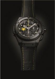 Relógios Hublot têm edição especial inspirada em Anderson Silva