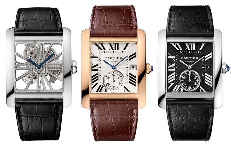 53d3a58e705 Bem na hora  Frattina apresenta novos relógios masculinos da Cartier ...