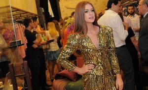 Patricia Bonaldi inaugurou sua loja Pat Bo no Shopping JK Iguatemi