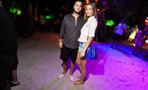 Glamurettes e Suzuki Jimny marcam presença na festa Saravá, em Trancoso