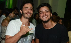 Globettes se encontram em festa no Rio
