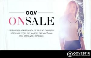 OQVestir promove venda especial para o verão. Vem conferir