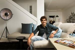 Conheça detalhes da casa de Caio Castro e Rodrigo Andrade, no Rio