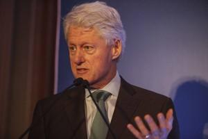 Bill Clinton: Salvador com Ivete e Carlinhos Brown. Vem saber