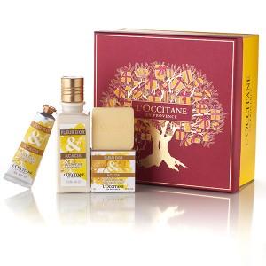Dicas L'Occitane en Provence: linha Flor de Ouro e Cedro para o Natal
