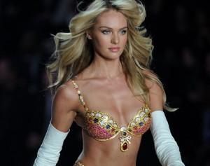 """Índice """"Big Mac"""" dá lugar ao """"Fantasy Bra"""" da Victoria's Secret. Oi?"""