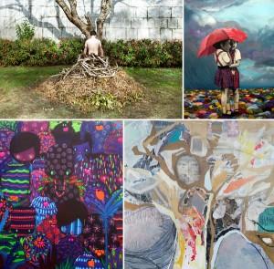 As telas que viajaram do Rio para a Miami Art Basel: quer ver?
