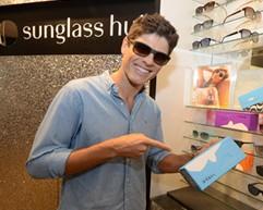 Detalhes do lançamento da Vogue Eyewear na Sunglass Hut, no Rio