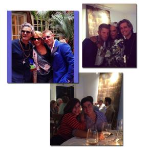 Lapo Elkann: almoço na casa de Lenny para celebrar parceria com a Gucci