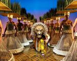 """Glamurettes terão o seu dia de """"Rei Leão"""" e é a 300ª apresentação"""