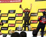 Red Bull Racing renova contrato com Cacá Bueno e Daniel Serra