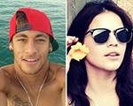 Neymar e Bruna Marquezine aterrissam em Angra dos Reis. Olha o flagra!