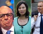 Tony Blair vira estranho no ninho no rumoroso divórcio de Rupert Murdoch
