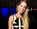 Stella Jacintho arrasa na festa do Glamurama com look assinado por Yan Acioli