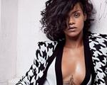 Rihanna é o novo rosto da Balmain. Confira fotos da campanha