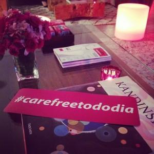 Carmita Abdo desvenda mitos sobre proteção íntima na Casa Glamurama