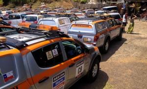 Expedição Mitsubishi: mais um dia de aventura rumo a Buenos Aires