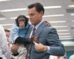 Novo filme de Scorsese e DiCaprio tem problemas com um macaco. Oi?