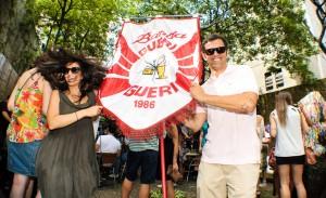 O movimento #voltaguerigueri animou o Itaim neste sábado. Confira quem caiu na folia!