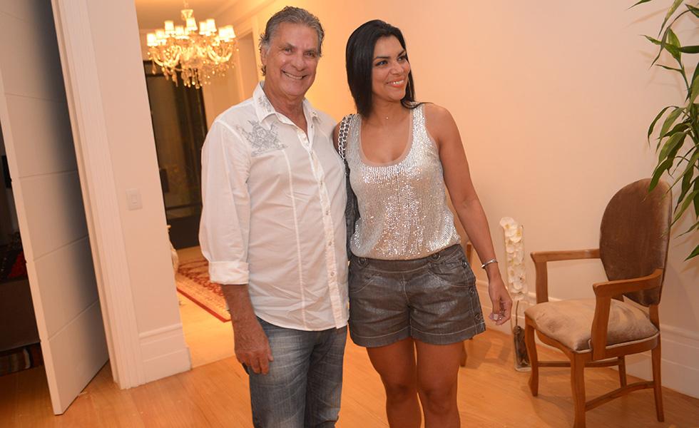 A festa de aniversário de Cris Lafratta em São Paulo ...