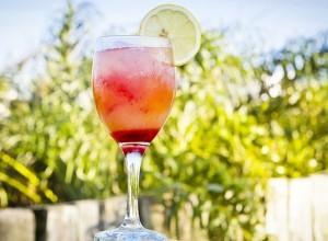 Bebida CÎROC faz a alegria de glamurettes na pousada Estrela D'Água