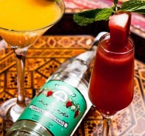 Conhece o drink caipiarak, glamurette? Das Arábias para o Rio…