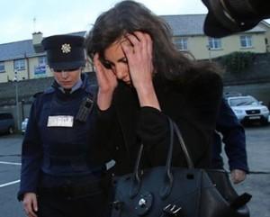 Sobrinha de Ralph Lauren dá barraco em voo e ofende irlandeses