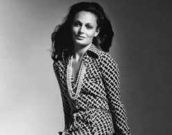 Diane von Furstenberg celebra 40 anos do wrap dress com exposição