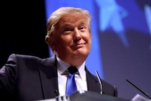 Donald Trump desceu do muro: vai ser candidato à presidência dos EUA