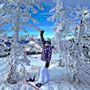 A temporada de esqui dos glamurettes está a todo vapor. Às imagens!