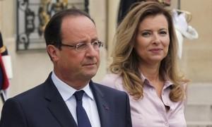 François Hollande se encontrava com amante em apartamento da máfia