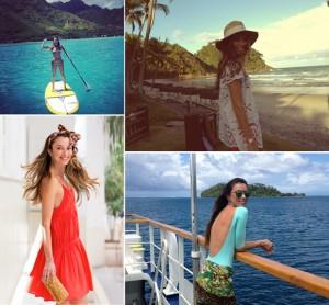 As dicas de verão da glamurette carioca Fabíola Cabral