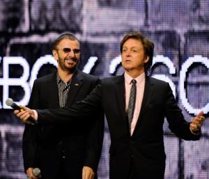 Paul McCartney e Ringo Starr vão se apresentar no Grammy deste ano