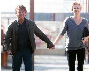 Charlize Theron e Sean Penn: cenas de amor para quem quiser ver